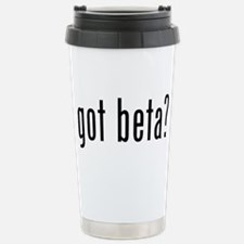 Got Beta? Travel Mug