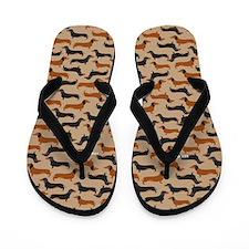 XX Khaki Flip Flops