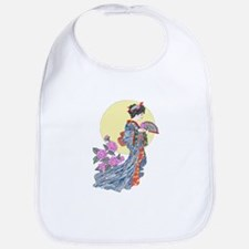 Sweet nightingale song Bib