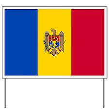 Flag of Moldova Yard Sign