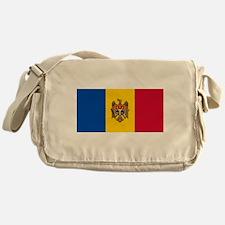 Flag of Moldova Messenger Bag