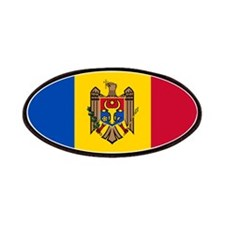 Flag of Moldova Patches