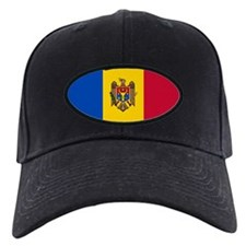 Flag of Moldova Baseball Hat