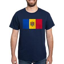 Flag of Moldova T-Shirt