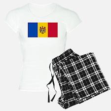 Flag of Moldova Pajamas