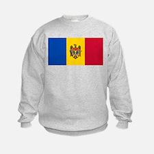 Flag of Moldova Sweatshirt