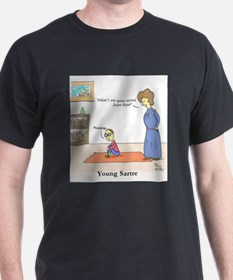 Young Sartre T-Shirt