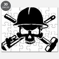 Oilfield Skull Puzzle