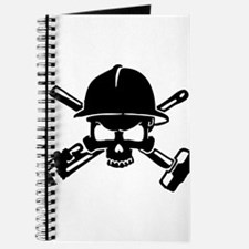 Oilfield Skull Journal