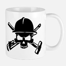 Oilfield Skull Mugs