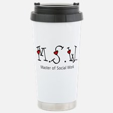 Cute Grad Travel Mug