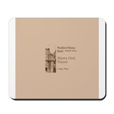 Woolford House Hotel Mousepad