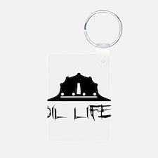 oillife2 Keychains