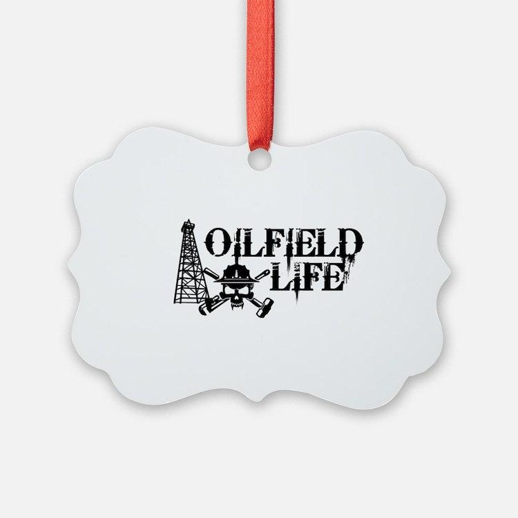 oilfieldlife2 Ornament