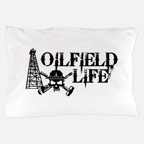 oilfieldlife2 Pillow Case