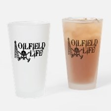 oilfieldlife2 Drinking Glass