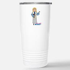 Preacher Woman Light/Blonde Travel Mug
