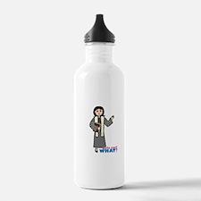 Preacher Woman Medium Water Bottle