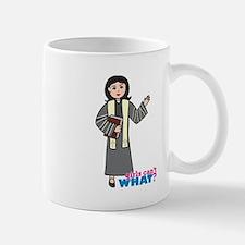Preacher Woman Medium Mug