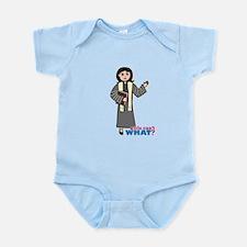 Preacher Woman Medium Infant Bodysuit
