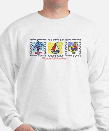 wonderful Mauritius Sweatshirt
