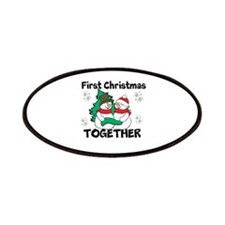 Cute First Christmas Together Patches