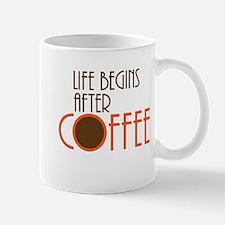 after coffee Mugs