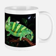 Veiled Yemen Chameleon Mugs