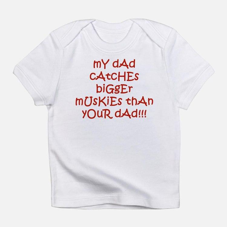 Cute Musky Infant T-Shirt