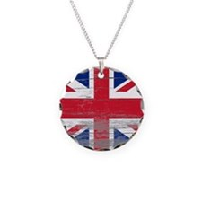 Union Jack Necklace