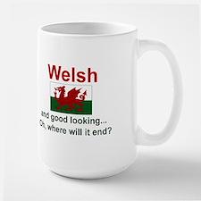 Good Looking Welsh Mugs