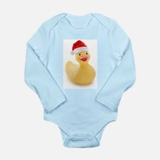 Santa Duck Body Suit