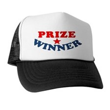 Prize Winner Hat Cap