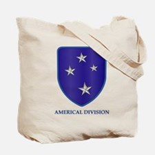 Americal Division Tote Bag