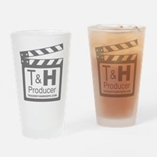 T H Producer Drinking Glass