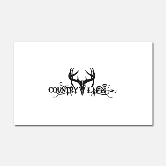 country life Car Magnet 20 x 12