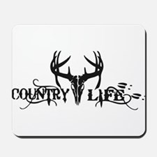 country life Mousepad
