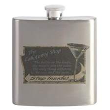 Lobotomy Shop Flask