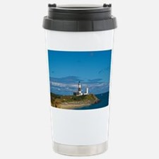 Montauk Point Lighthous Travel Mug