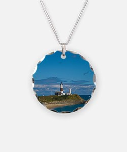 Montauk Point Lighthouse Necklace