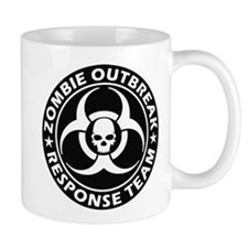 Zombie Outbreak Response Team Mugs