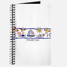 Mauritius beach Journal
