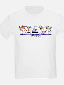 Mauritius beach T-Shirt