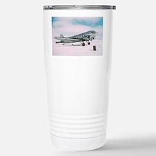 Vintage Alaska Airlines Travel Mug