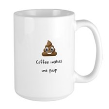Coffee Poo Mugs