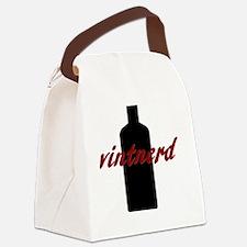 Vintnerd Canvas Lunch Bag