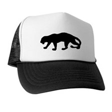 Panther Silhouette Trucker Hat