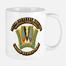 DUI - 165th Infantry Bde with Text Mug