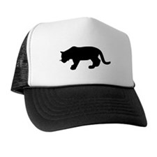 Bobcat Silhouette Trucker Hat