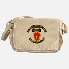 Army - 25th ID - Airborne Messenger Bag